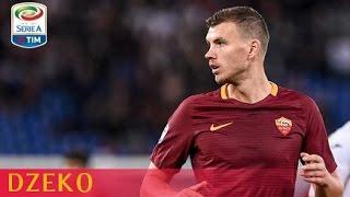 Il gol di Dzeko - Roma - Palermo - 4-1 - Giornata 9 - Serie A TIM 2016/17