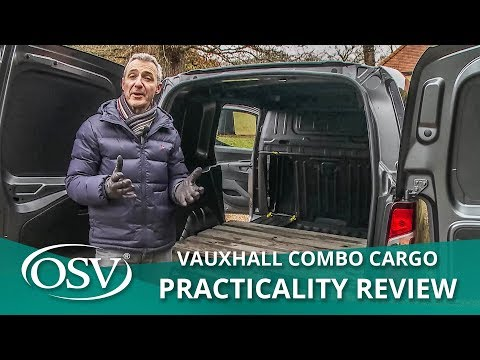 Vauxhall Combo Cargo 2019 // Practicality Review