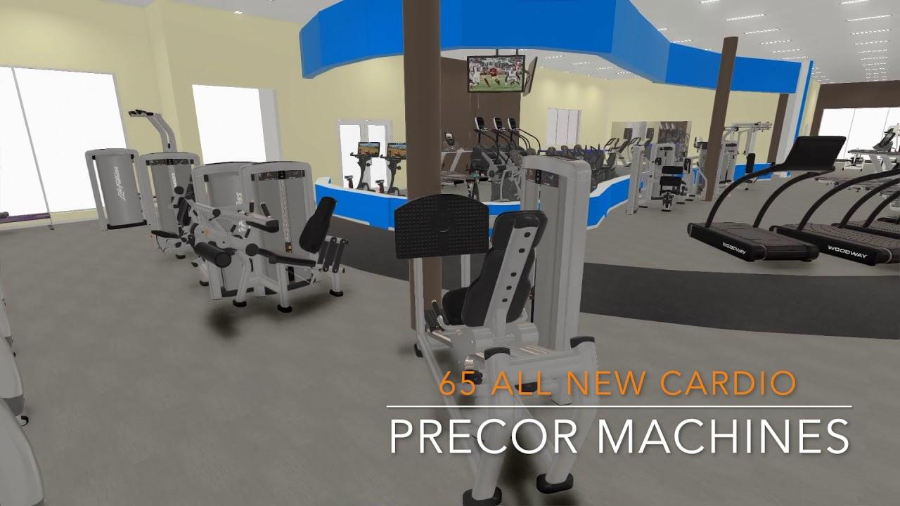 New Fitness Center Jcc Metrowest