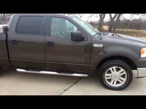 For Sale $10,987 - 2007 Ford F150 Lariat Truck - Texas Car Deal