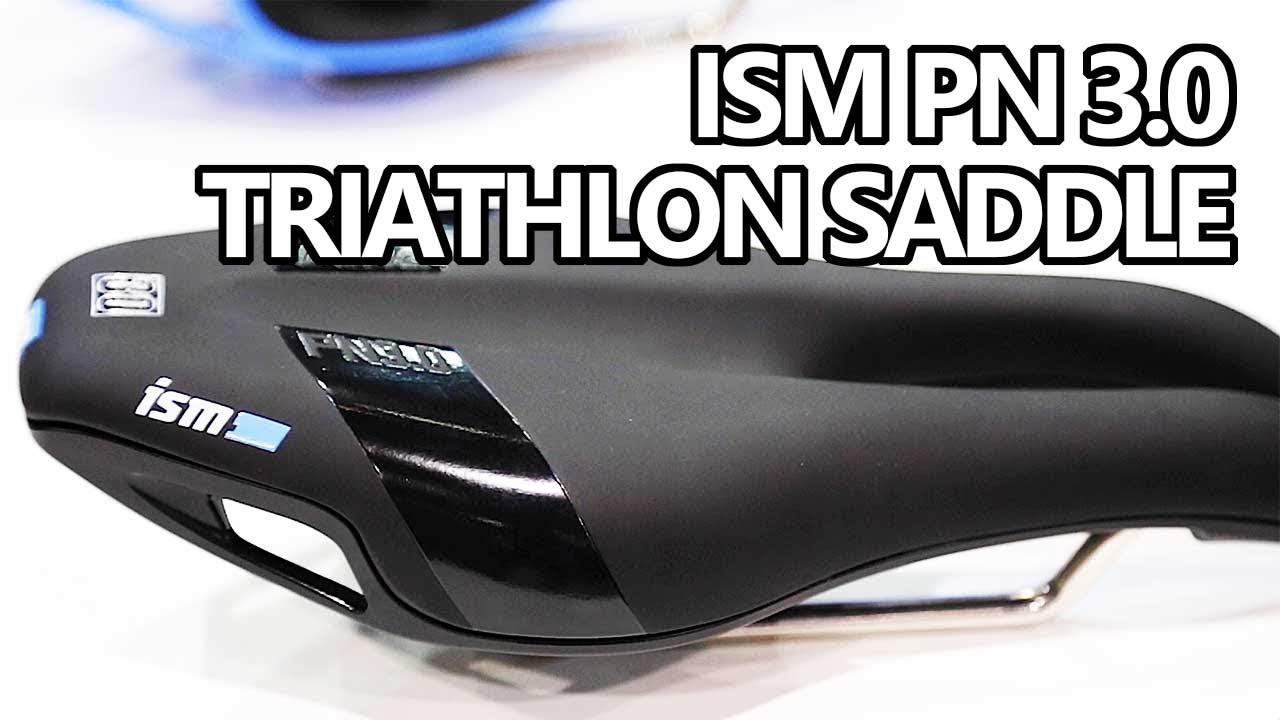 SADDLE ISM PN 4.0 BK  ISMBicycle seat