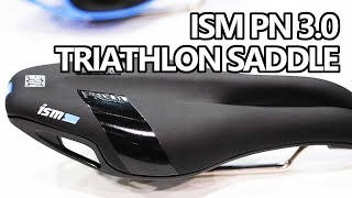 We visited ISM Seat at Interbike and they gave us a look at the ISM...