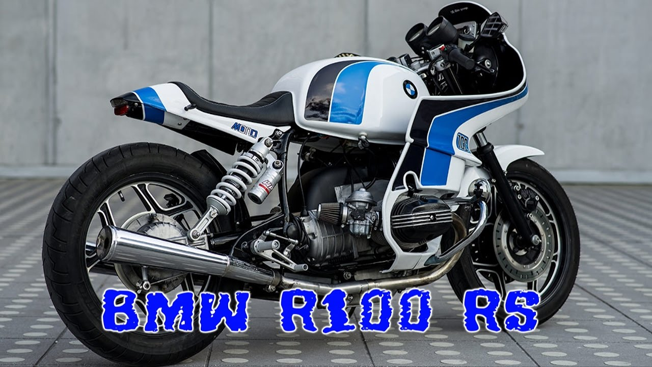 bmw r100 rs cafe racer youtube. Black Bedroom Furniture Sets. Home Design Ideas