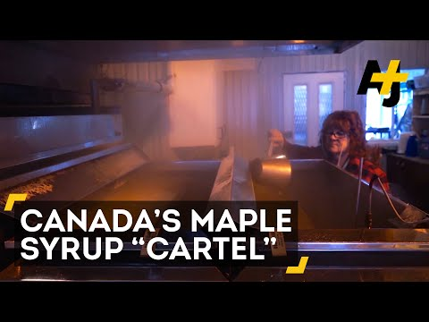 Canada's Maple Syrup 'Rebels'