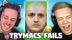 Baba Trymacs Fails & Frisuren Nicht Lachen IMPOSSIBLE mit AviveHD