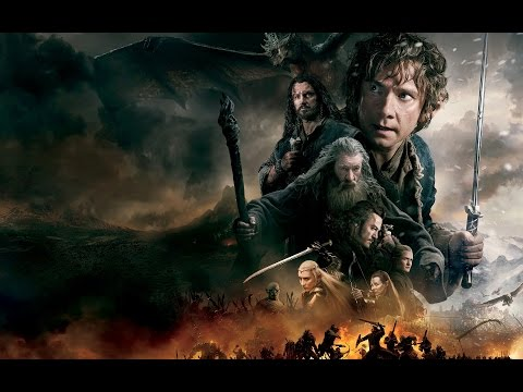 ALL OF THE LORD OF THE RINGS & THE HOBBIT ENDING SONGS