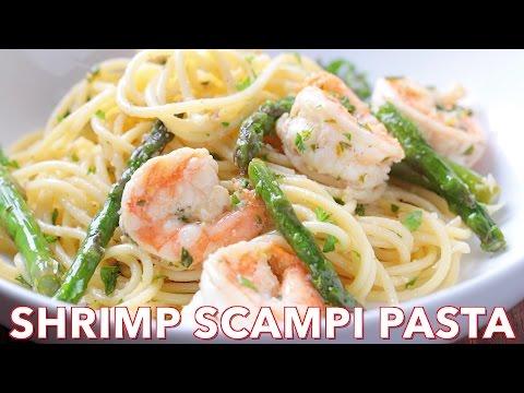 Shrimp Scampi Pasta Recipe Easy Dinner Dish