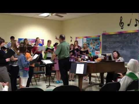 Matins Choir of Trinity Evangelical Lutheran Church of Camp Hill, PA