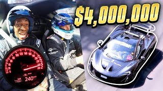 GOING 250KMPH IN A $4,000,000 CAR!!!