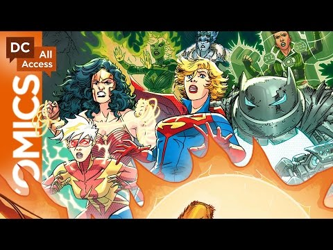 All-Female Justice League Rules the Future