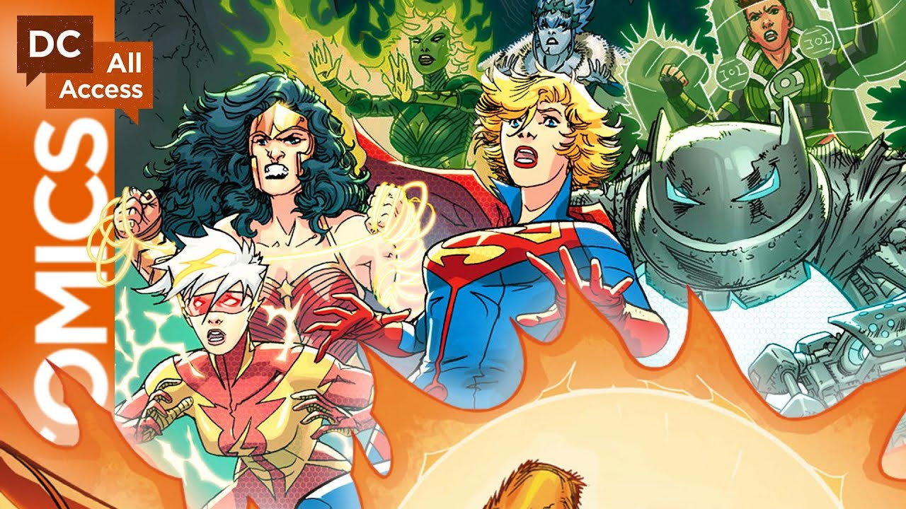 Download All-Female Justice League Rules the Future