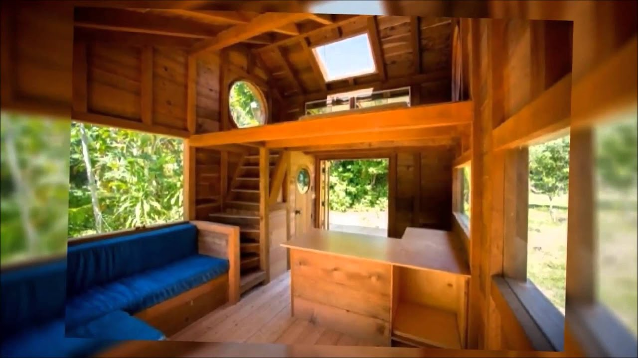 Escape Mini Cabins With Amazing Views And Creative Design