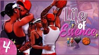 LOVE & BASKETBALL? 👀 | Life Of Essence — Sims 4 | EP. 4