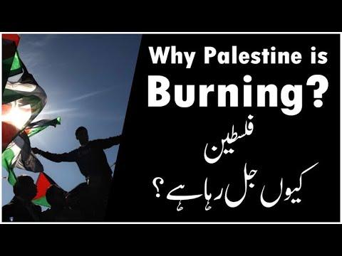 Why Palestine is burning? | Urdu | | Prof Dr Javed Iqbal |