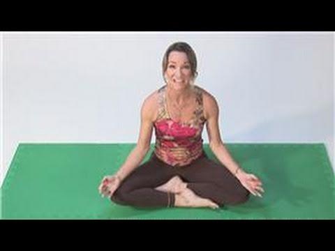 Yoga Exercises Sitting