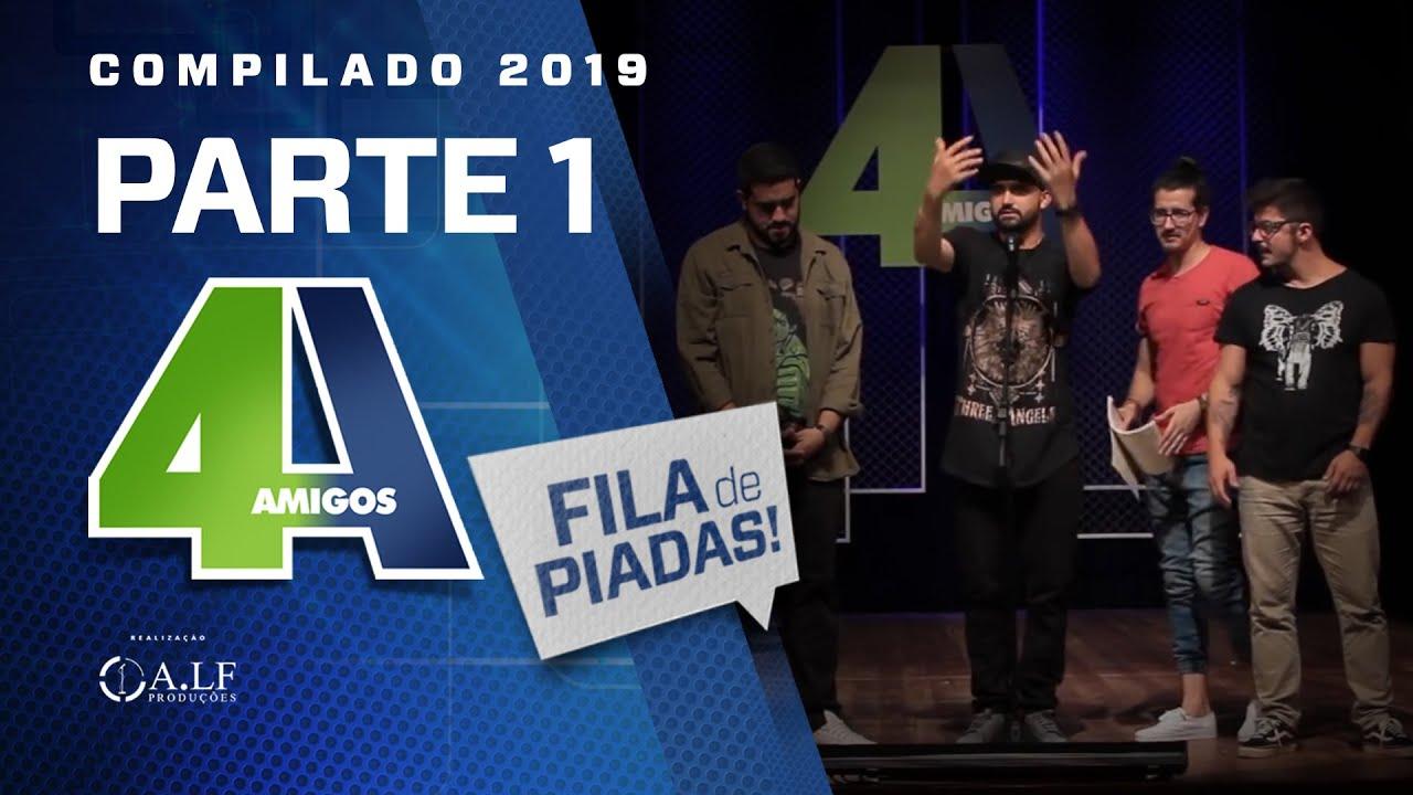 COMPILADO FILA DE PIADAS - 2019 - #1