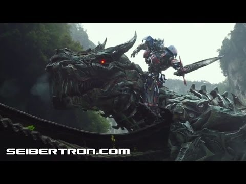 Transformers  Age of Extinction Super Bowl 2014 Commercial Michael Bay