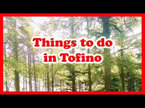 5 Things to do in Tofino, Vancouver Island | Canada Travel Guide