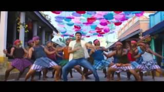 Velege Poddallae   Jilla   Telugu Video Song   Vijay   Kajal Aggarwal