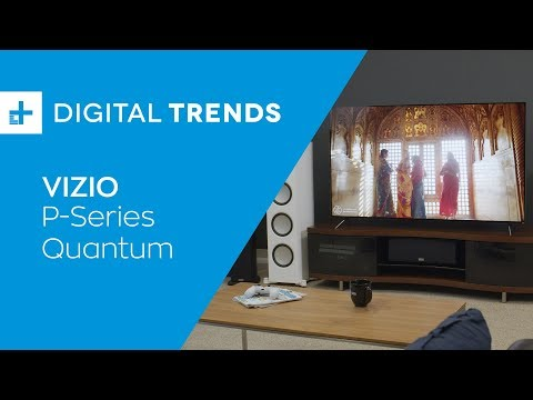 Vizio P-Series Quantum 4K TV Review: The smartest TV purchase you can make right now