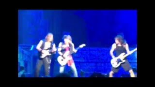Baixar Iron Maiden The Book of Souls World Tour (Live in Sydney 2016 Summary)
