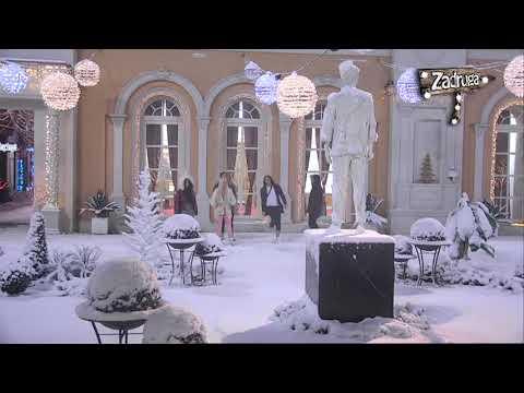 Zadruga 2 - Sanja i Ana ogovaraju Lunu - 10.01.2019.