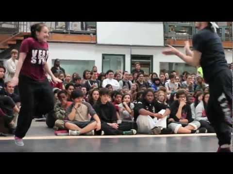 Versa-Style LAUSD Tour 2012 (Renaissance Arts Academy)