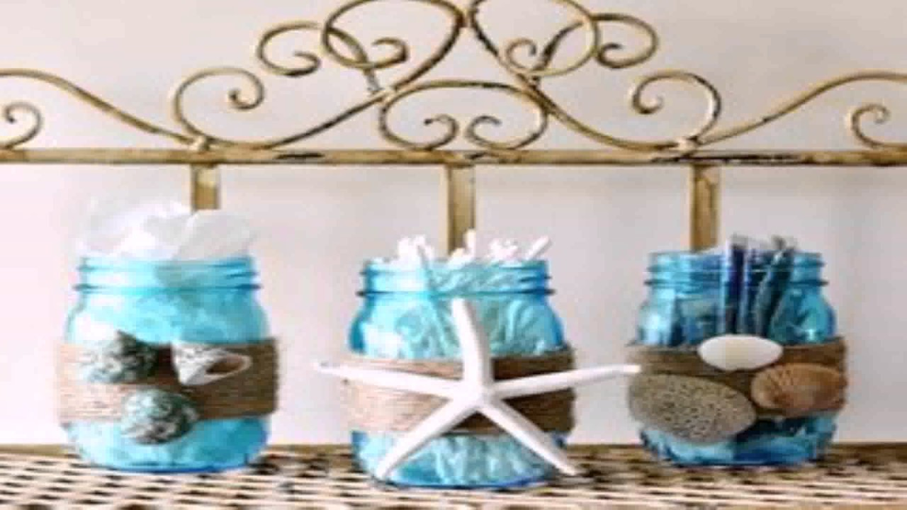 Diy Beach Themed Bathroom Decor Gif Maker