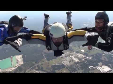 Skydive City Tandem & AFF Jumps | Tampa, St  Pete, & Orlando