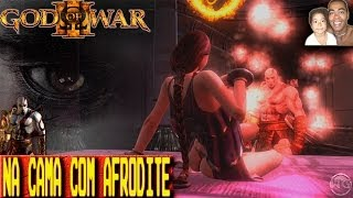 NA CAMA COM AFRODITE - GOD OF WAR 3 - PS3