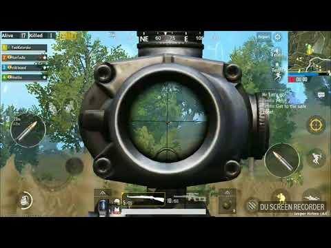 Sniper training gameplay