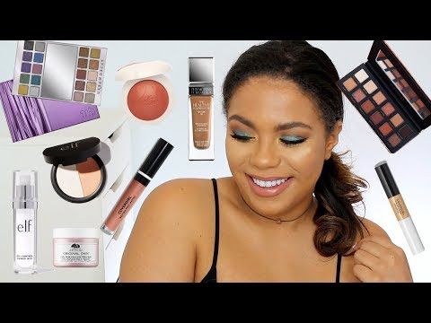 Full Face of NEW Makeup! Chit Chat Get Ready with Me | samantha jane