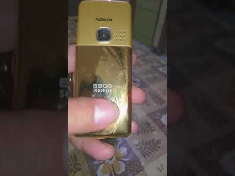 Review Nokia 6300 gold edition indonesia