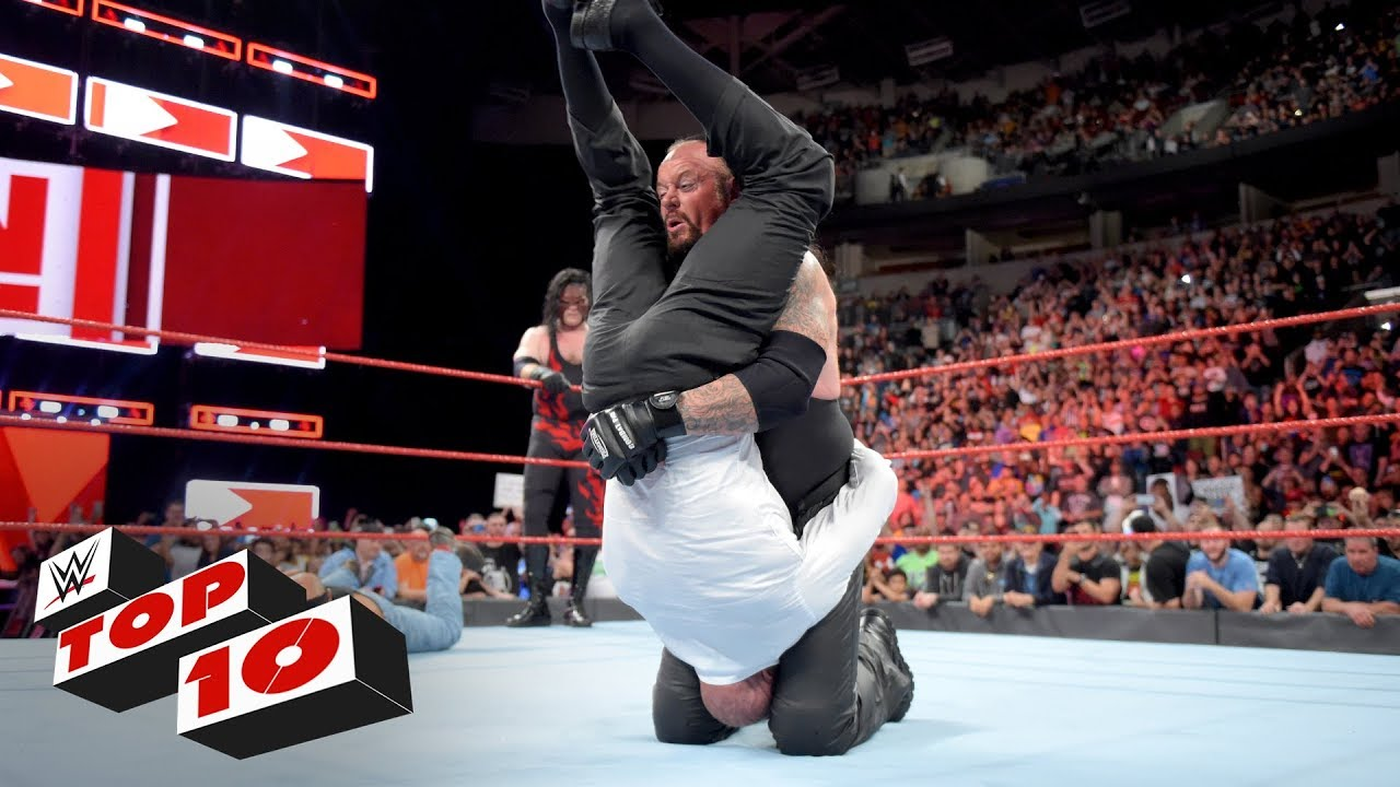 Download Top 10 Raw moments: WWE Top 10, October 1, 2018