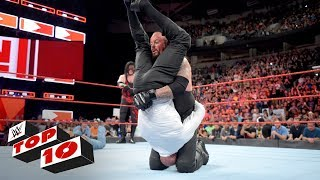 Top 10 Raw moments: WWE Top 10, October 1, 2018