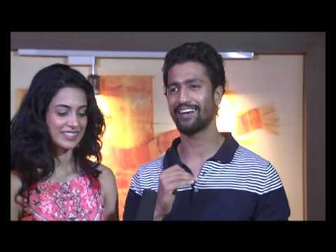 Vicky Kaushal and Sarah Jane Dias Talks About Their Wildest tacy