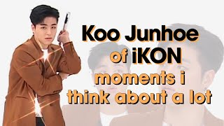 Download Koo Junhoe (JUNE) of iKON moments i think about a lot Mp3