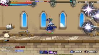 Elsword KR - LuCiel - Diabla Demonio - skill combo class test
