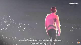 (ENG SUB) (Arabic SUB) EXO KAI - Beautiful Goodbye