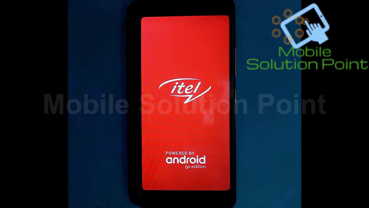 Itel A44 Air (Itel L5502) FRP (Google Account) Lock Remove Done (Android  8 1) Without PC Method by Mobile Solution Point