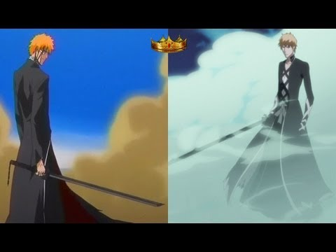 Ichigo's Current Strength - Old Vs New -...