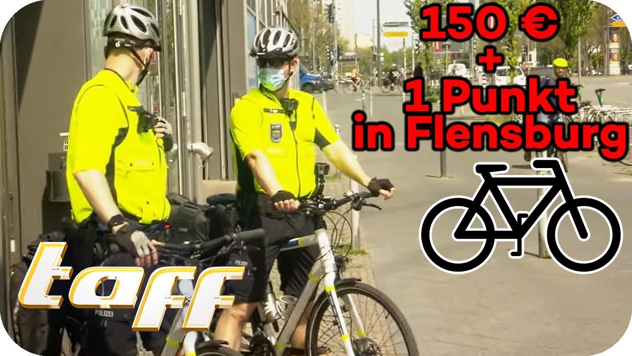 Download Teure Strafen: Fahrrad-Kontrollen in Berlin | taff | ProSieben
