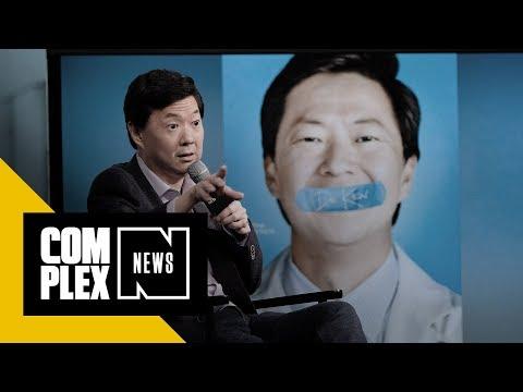 Ken Jeong Saves Woman Suffering Seizure During His StandUp Set