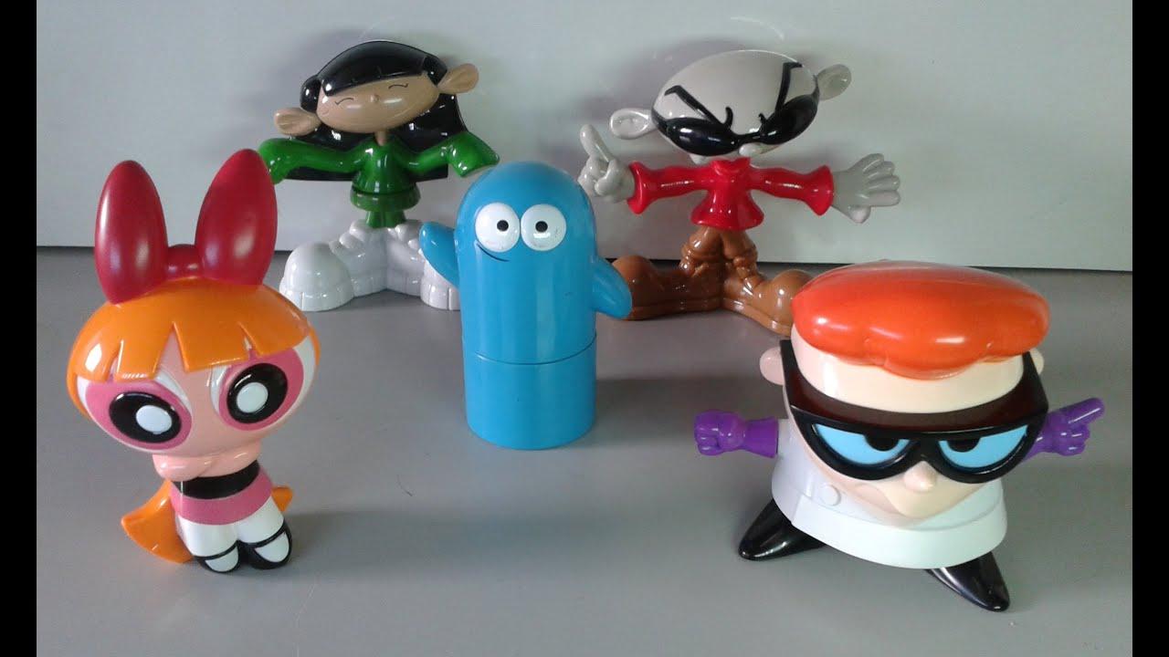 Cartoon Network Toys : Os favoritos da cartoon network mc lanche feliz youtube
