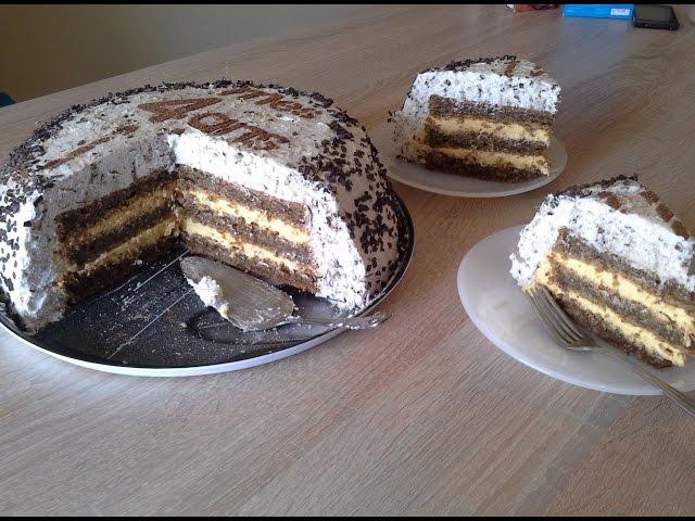 Nougat torta