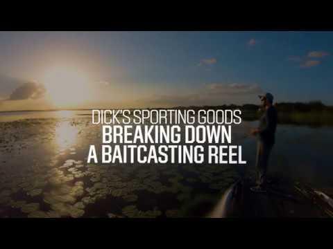 Understanding Baitcasting Reels | PRO TIPS by DICK'S