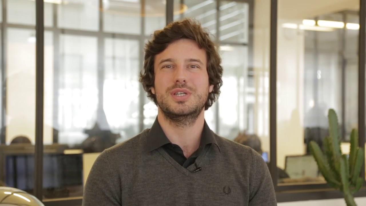 Decouvrez Kairos avec Guillaume, CEO