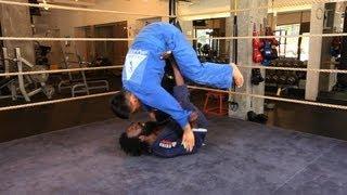 How to Do the Elevator Sweep   Jiu Jitsu