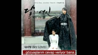[Türkçe Altyazılı] Lee Hi - My Love - MOON LOVERS OST