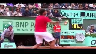 Nadal vs Djokovic, Roland Garros, final 2012